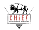 Chief Restoration Services logo footer